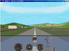 Flight Dynamics Simulator